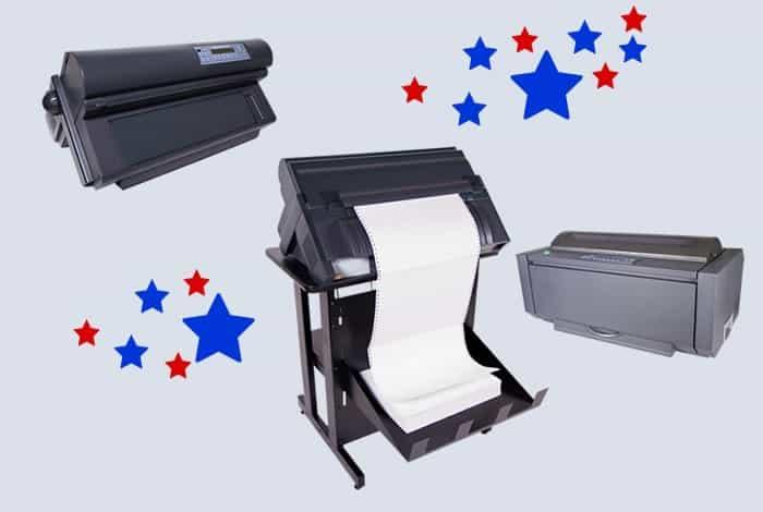 Compuprint dot matrix printers